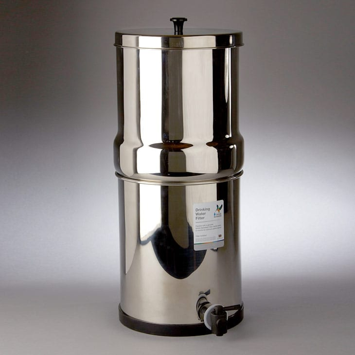 Doulton Ss Gravity Filter Clean Water